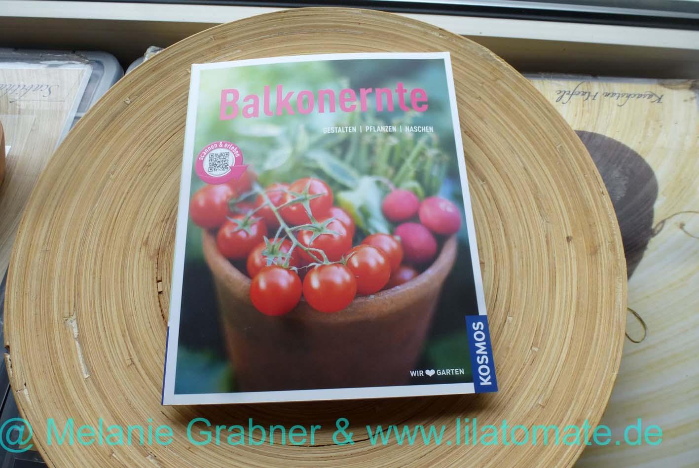 Buch Balkonernte